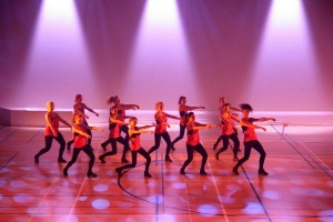 GVB start met streetdance lessen in Barendrecht