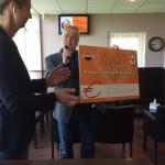 vv Smitshoek steunt het Ronald McDonald Huis Barendrecht