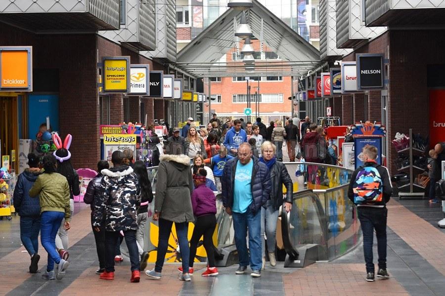 Nelson Winkelcentrum Carnisse Veste Barendrecht