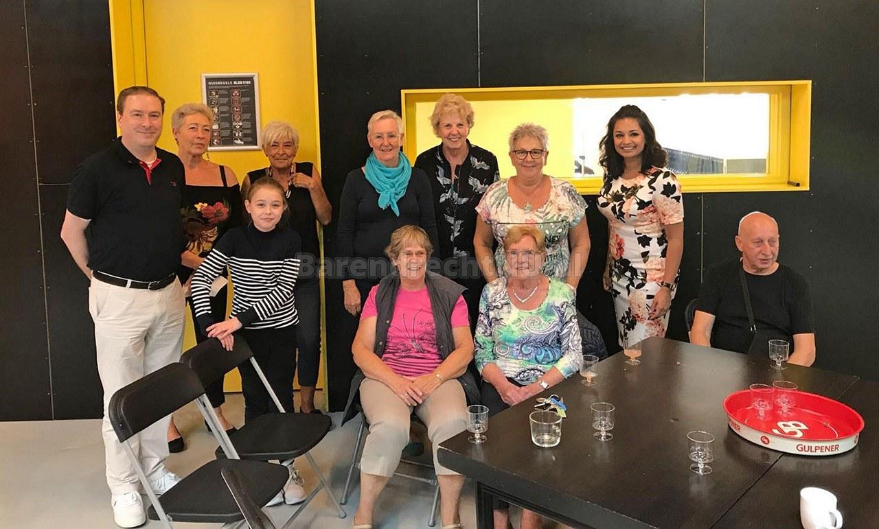 nl jarig 2 jarig bestaan van BLOK0180 gevierd met bewoners en jongeren  nl jarig