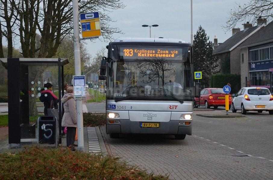 ret dienstregeling tram 8