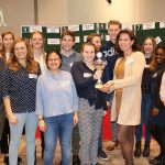 Debaters Dalton Lyceum Barendrecht behalen tweede plaats