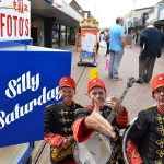 Silly Saturday op 27 mei in het centrum met doldwaze fanfare-act
