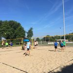 Barendrecht Beachweek van start met Beachvolleybalspektakel op de Bongerd