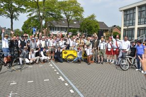 Gentlemen's Ride Barendrecht 2017