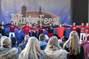 Foto S Winterfeest 2017 Sfeerverslag Van De Kerstmarkt Optredens