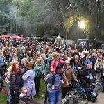 Picknick in 't Park 2018 van start in Park Buitenoord
