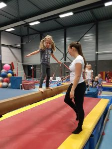 Open Instuif Gymnastiekvereniging Barendrecht groot succes