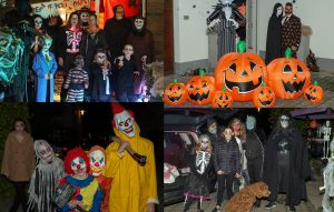 FOTO'S: Halloween in Barendrecht 2018