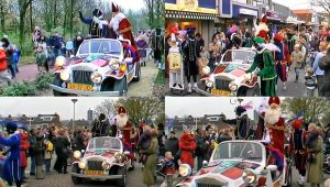 Video 2002: Intocht van Sinterklaas in Barendrecht