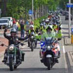 FOTO'S + VIDEO: Jubileumeditie Hemelvaart Motorrit 2019