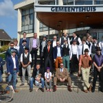 Gentlemens Ride Barendrecht 2014