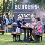 Foodtruck festival Picknick in 't Park van start in Park Buitenoord