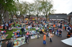 Koningsdag 2014 in Barendrecht