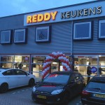 Reddy Keukens opent showroom aan de Stockholm in Barendrecht