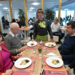 Restaurant Focusberoepsacademie start met internationale gasten