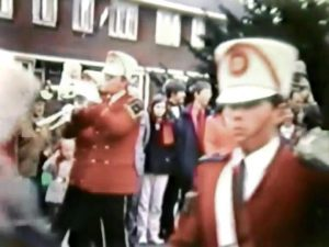 Video: Koninginnedag in 1965-1968 in de Stationswijk